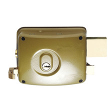 Low price high quality peru CANTOL rimlock cerradura de sobreponer rim door lock
