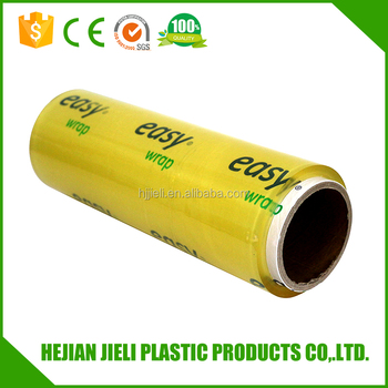 good quality best fresh pvc clear film for food usage