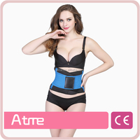 2016 New Products neoprene waist belt support back support slimming waist belt waist trimmer belt