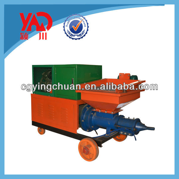 Go In Quest Of Buyer Wall Plastering Machine Spraying + Factory Price