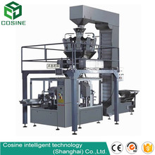 Shanghai apple jam pouch filling packing machine
