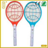 CE&RoHS rechargeable best selling mosquito racket