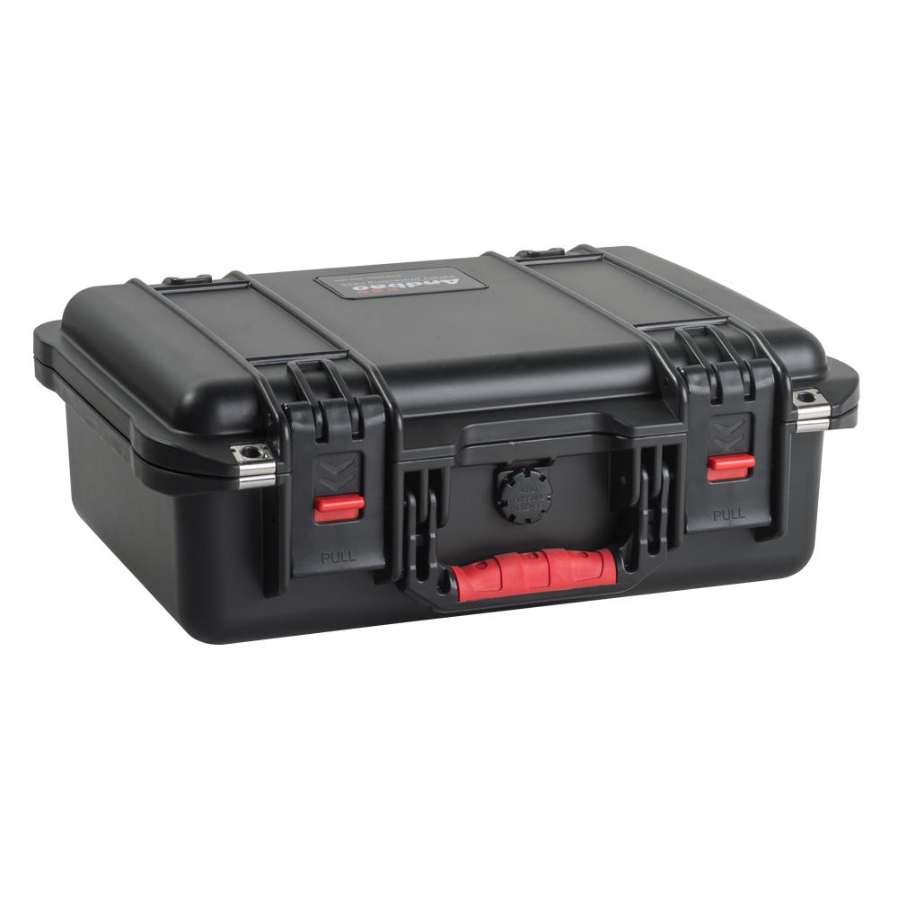 Engineering PP Plastic Material Military Ammo Case
