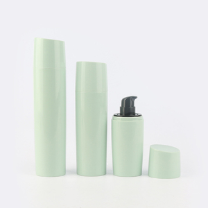 Various Specifications Custom High Quality Cosmetic Plastic Airless Bottle