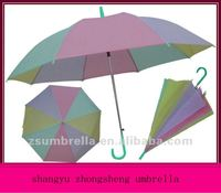 gothic poe fabric watermelon umbrella, 2015 new style fancy umbrella