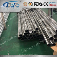 304 304L 316 316L stainless steel pipe price per meter