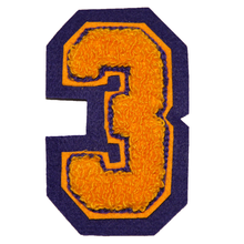 custom varsity felt letter number chenille word patches