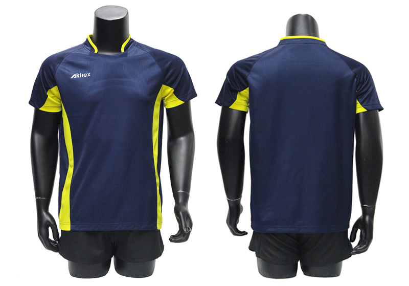 Custom cool dry football shirt soccer jersey with favorable price for man