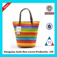 2014 wholesale fashion women eco canvas tote bags