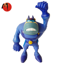 The plastic gorilla batman figure toys