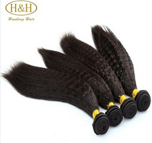 Wholesale brazilian human hair extension Cheap 100 human hair virgin remy weft bundles on sale