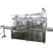 MIC 24 6 Top quality No air leak 6000cph with CE Factory direct sale for Plastic Tin Can black tea drinks production line