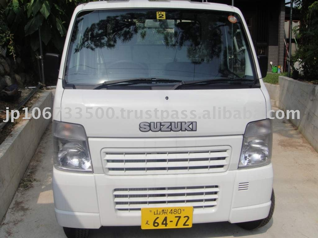 Used SUZUKI Carry track KC