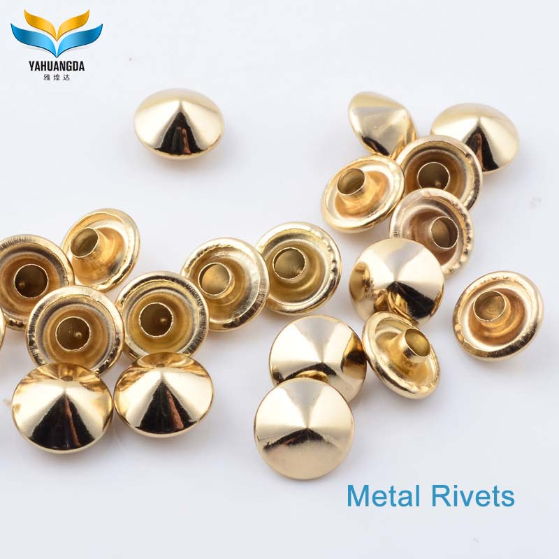 fashion decorative metal studs and spikes for clothing