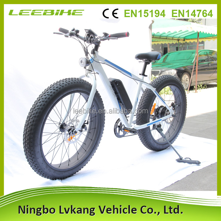 Most popular products China 2 seat mid drive electric fat bike