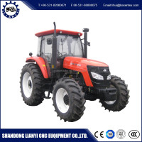 China Low Price 90HP 4WD Farm Tractor LY904 with High Quality for Sale