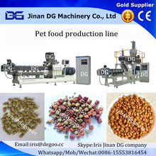 Fish flake food machine pet feeding snacks pellet machinery snacks food pellet dog bone snacks food particles extrusion machine