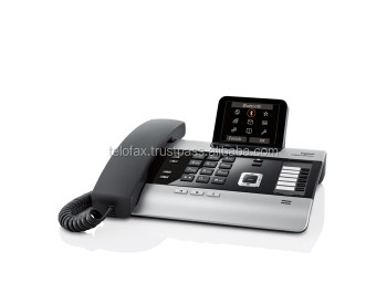 Gigaset DX800 All in one IP ISDN analog Cordless SIP VOIP BRI DECT Telephone PBX PABX Bluetooth