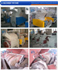 Plastic bottle crusher/plastic crushing machine