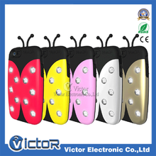 Lighting bug for iPhone 5S Flash LED Light Case Vand case