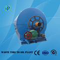 CE ISO 10 MT pyrolysis plant for plastic
