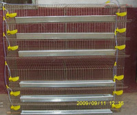 metal quail cage for poultry farm
