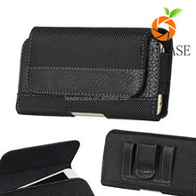 Holster belt clip Universal pouch leather case for iphone cell phone