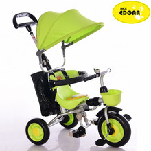 Hot Sale German Desigh New Model Kids Tricycle Children Tricycle suitable for 6-24 months' kids
