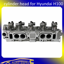 for hyundai h100 auto parts, hyundai cylinder head, cylinder head for hyundai/h100 2.4L 8v G4CS