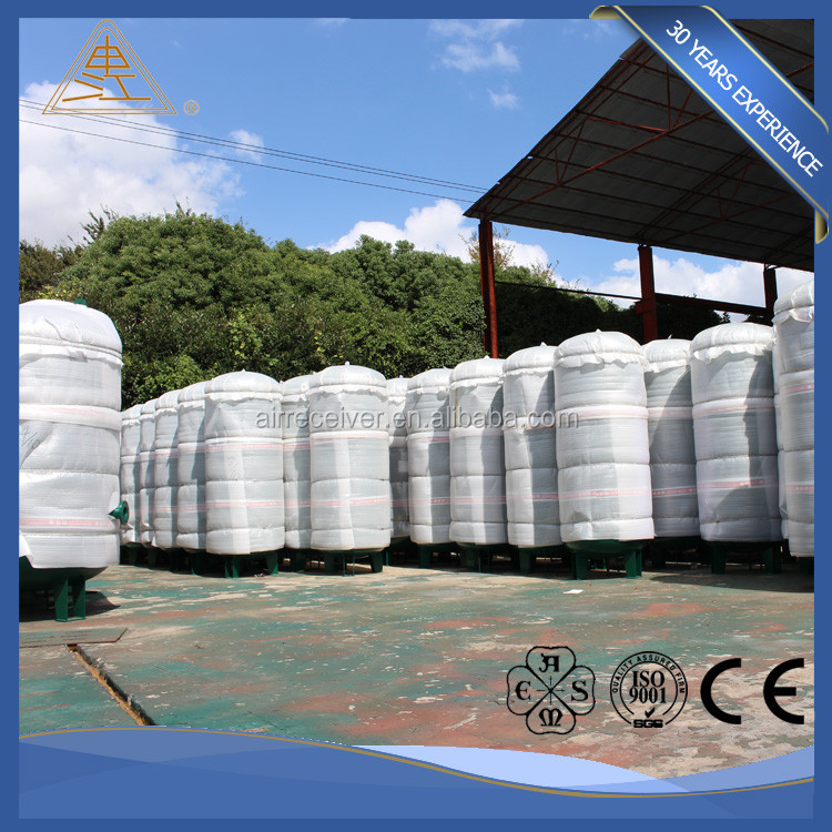 High quality chlorine storage tank with Q345R material from china supplier