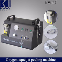New arrival portable skin care water oxygen jet peel facial machine for home use