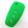 Factory direct sale car flip folding remote key cover shell, cheap price for ford key cover silicone made in china