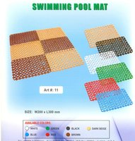 Plastic Swimming Mat