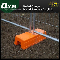 galvanized temporary fence / temporary fence stand