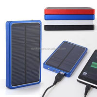 Solar power bank for iphone for samsuang ipad laptop tablet