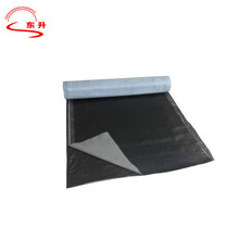 Self adhesive membrane with modified bitumen for roofing