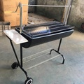 brazier and bbq grill manufactuers KC6738 charcoal barbecue grill