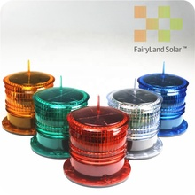 Airport LED solar runway lights
