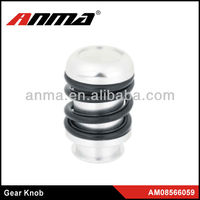 New style universal aluminium auto car parts gear shift knobs