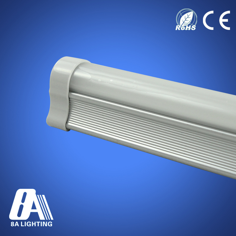 High lumen boy tube t5 light over 90lm/watt 600mm 5ft LED Tubes 8watt or more/cold light