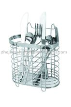 iron cutlery holder