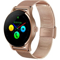 New Trendy Round Smart Watch With