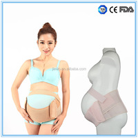Health & Medical material elastic strapping Maternity Belt for belly support