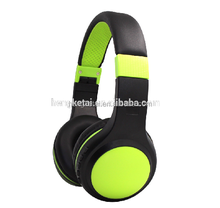 factory price wireless Bluetooth headphones,stereo sports foldable headsets with custom color