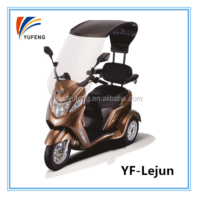 Yufeng hot selling electric tricycle for disable or old people in good quality