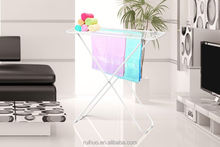 Latest product custom design lovely drying large clothes butterfly rack