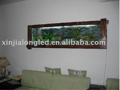 gro e acrylh ngende aquarien der wand aquarium und zubeh ren produkt id 338340588. Black Bedroom Furniture Sets. Home Design Ideas