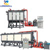 Polystyrene Concrete Block Machine Produce EPS Block