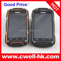 IP67 Mobile Phone Waterproof Discovery V8 Android 4.2 MTK6572W IPS screen Low Cost 3G Mobile Phone