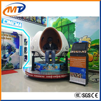 Electric Virtual Reality VR 3D Glasses 9D Cinema Or Simulator Or Theatre From Mantong